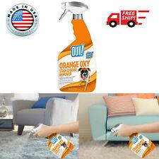 Pet Odor Remover Spray Eliminator Dog Cat Stain Urine Carpet Cleaner Citrus Usa