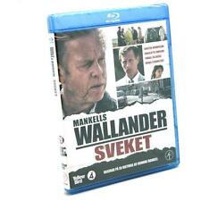 mankells Wallander sveket BLU-RAY FILM Région B