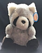 Hand Puppet ~ Raccoon ~ Plush ~ Soft Toy ~ Storytelling ~ Creative/Role Play