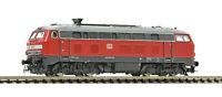 """Fleischmann N 724218 Diesellok BR 218 der DB AG """"Neukonstruktion 2020"""" NEU + OVP"""
