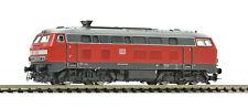 """Fleischmann N 724298 Diesellok BR 218 der DB AG """"DCC Digital + Sound"""" - OVP"""