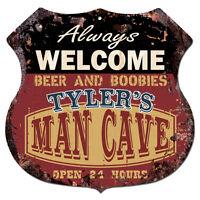 PMBP0042 PATRICK/'S IRISH PUB Rustic tin Sign PUB Bar Man cave Decor Gift