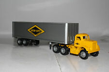 1981 Winross Die Cast Metal Semi Truck, Inter City, Nice