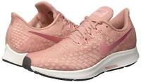 Nike Women's Air  Zoom Pegasus 35 Size 8.5 - Pink Running Shoes 942855-603