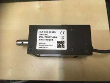 VOLPI CIS 50/50-R-24 COAXIAL LED ILLUMINATION/LIGHT SOURCE RED 24V DC
