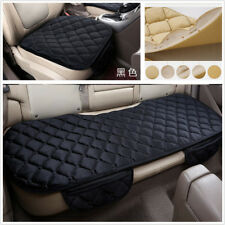 Universal 3Pcs Winter Warm Artificial Plush Velvet Car Seat Cover Protector Pad