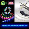 Flexible 5M 12V IP65 Waterproof SMD 3528 5050 LED Strip Light TV Back Lights RGB
