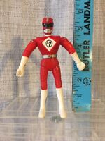 Mighty Morphin Power Rangers Bendable Red Ranger Action Figure