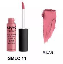 NEW NYX Soft Matte Lip Cream Shade Milan SMLC 11 Authentic Safety Sealed Full