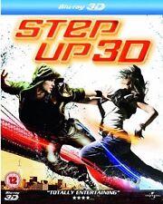 STEP UP 3 - 3D Edition + 2D *NEW BLU-RAY REGION B*
