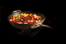 All-Clad B1 Nonstick Induction 12 inch Open Chef's Pan