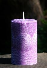 True LILAC Triple Scented CANDLE 200 hour HOME FRAGRANCES & AIR FRESHENERS GIFT