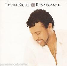 LIONEL RICHIE - Renaissance (UK 13 Track CD Album)