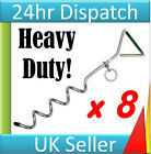 Camping Accessories 8 x HEAVY DUTY 16