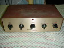 Rare 1950's Radio Craftsmen Concerto Model CA-11 Tube Mono Integrated Amplifier