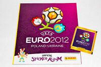 Panini EM Euro 2012 INTERNATIONAL VERSION – 1 x Leeralbum empty album (Vers. 2)