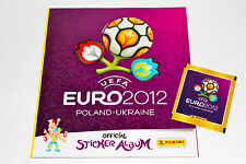 Panini EM Euro 2012 INTERNATIONAL ED. – 1 x Leeralbum empty album (Vers. 2)