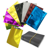 Aluminum Foil Mylar Bag Sealer Fresh Food Storage Heat Seal Packages Vacuum Bags