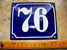 Alte Email Hausnummer – Nr. 76