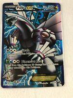 Palkia EX FULL ART ULTRA RARE 100/101 BW Plasma Blast Pokemon NM Holo