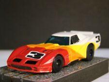 "CUSTOM CORVETTE GT DRAG RACER with 1.5 OHM ""HEMI"" MOTOR , SUPER-CRAZY-FAST!"