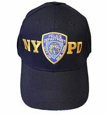 NYPD Baby Infant Baseball Hat New York Police Department Navy One Size