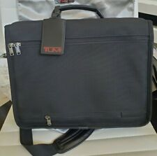 "Tumi Alpha 2 Expandable Organizer Laptop Briefcase, 16""x12""x8"""