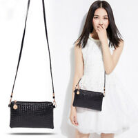 Women Ladies Crossbody Shoulder Bag Messenger Leather Satchel Handbag Coin Purse