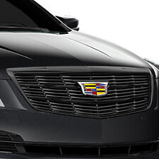 2015-2017 Cadillac ATS Genuine GM Black Chrome Grille 23499399