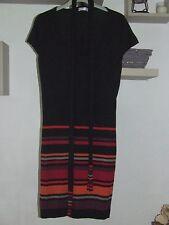 superbe robe laine/angora/viscose mélangé PROMOD  taille 38 / 40 comme neuf
