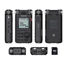 Tascam DR-100mkIII Linear PCM Recorder with EV Music 32gb Card New