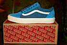 Vans for J.Crew Old Skool Sneakers Shoes Limited Edition Blue NEW Men's US 11.5