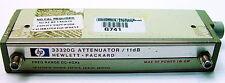 HP Agilent 33320G Attenuator 11 dB, 4 GHz