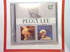 Peggy LeeThe Man I Love / If You Go CD Mint (Gift Option)*