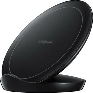 Samsung Fast Charge Wireless Charging Stand (v2019) for Galaxy Note 20,iPhone 11