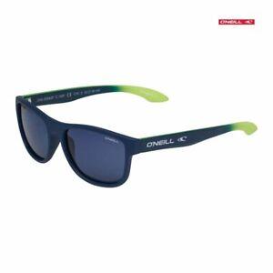 O'Neill Coast Sunglasses Matte Navy/Yellow Fade