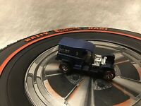 REDLINE HOT WHEELS 1969 PADDY WAGON, POLICE, With Badge  EXCELLENT CONDITION