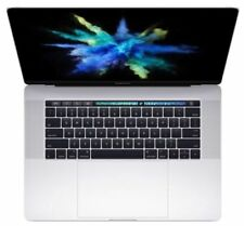 Portátiles de Apple MacBook Pro de color principal plata con 256GB de disco duro