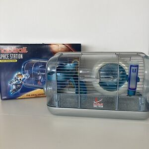 HABITRAIL SPACE STATION HAMSTER MOUSE CAGE VINTAGE RARE EXCELLENT CONDITION
