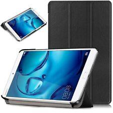 "Top Slim Huawei MediaPad M3 8.4"" Schutz hülle Stift Tasche Case Cover Etui SW"