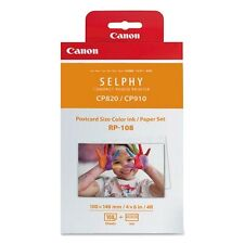 Canon 8568B001 Inks & Paper Pack - 8568B001