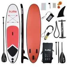 DAMA Red (10') Inflatable Stand Up Paddle Board