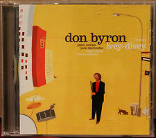 BLUE NOTE CD 7243 5 78215 2 0: DON BYRON - Ivey-Divey - 2004 USA