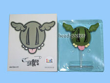 Sync by MEDICOM TOY D*FACE D*DOG Vinyl FIGURE Olive Including Stand dface ddog
