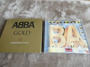ABBA LIVE & ABBA GOLD GREATEST HITS 3 CD SET