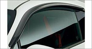 TOYOTA Genuine 86 RAIN GUARD VISOR SCION WINDOW SIDE DOOR FRS FT86 BRZ ZN6
