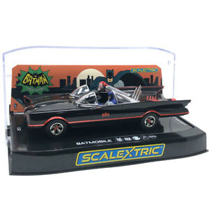 Scalextric C4175 Batmobile - 1966 TV Series 1/32 Slot Car