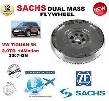 Para VW Tiguan 5N 2.0 Tdi+4Motion 2007- > Sachs Dmf Volante de Inercia Doble y