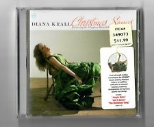 Diana Krall Featuring Clayton / Hamilton Jazz Orch 2005 Verve CD Christmas Songs