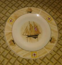 """Saling Boat By Winpat SALAD PLATE(s) 7 1/2"""" 3 avail"""